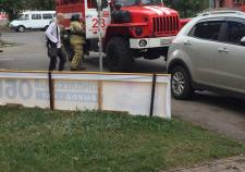 Взрыв напугал посетителей торгового центра в Магнитогорске