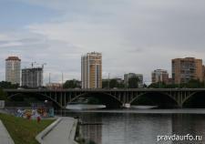В выходные жара в Екатеринбурге уступит дождям