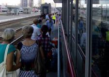 На железнодорожном вокзале Екатеринбурга умер молодой мужчина