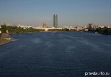 Аномальная жара в Екатеринбурге спадет к выходным