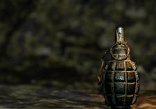 На чердаке курганской 2-этажки нашли боевую гранату