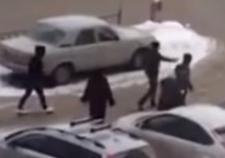 В Екатеринбурге около ТЦ «Омега» произошла массовая драка со стрельбой