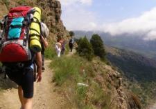 На Урале в горах пропали три туриста