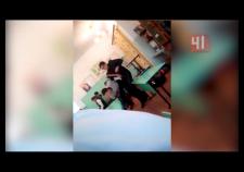 В екатеринбургской школе учитель истории устроил потасовку с 8-классником