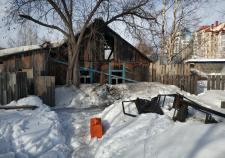 При пожаре в Югорске погибло трое детей