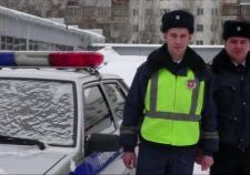 В Екатеринбурге полицейские в свой выходной задержали подозреваемого в краже