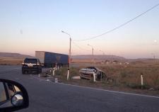 В Челябинской области «ВАЗ» влетел в фуру