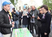 В Ханты-Мансийске прошел Всероссийский фестиваль энергосбережения