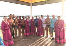 Участники Экологической экспедиции по Тоболу преодолели вплавь 730 километров за 15 дней