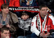 «Автомобилист» и фонд «Дети России» пригласили болельщиков Екатеринбурга на благотворительную акцию против рака