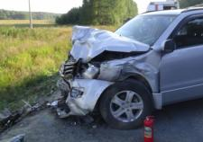 В Екатеринбурге на Полевском тракте водитель «Шевроле» погиб вместе с пассажиркой