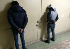 Свердловская полиция задержала подозреваемых в грабежах на Уралмаше