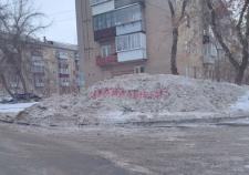 Навальный «вывез» снег с улиц Челябинска