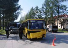 В Свердловской области 8 человек пострадали в ДТП с автобусом