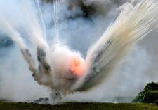 Житель Екатеринбурга взорвал гранату на Вторчермете