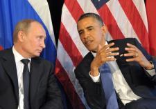 Президенты России и США провели телефонные переговоры