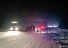 На трассе Тюмень – Ханты-Мансийск сбили 21-летнего пешехода
