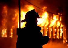 СКР начал проверку после пожара в Алапаевске с двумя погибшими