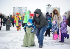 Жители ХМАО проводили зиму