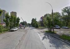 В Екатеринбурге строители на два месяца перекрыли улицу Ирбитская