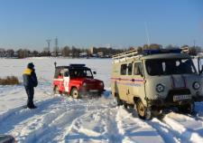Житель Алапаевска погиб в ушедшей под лед «пятерке»