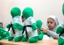 К международному турниру «Большой шлем» по дзюдо в Екатеринбурге привлекут инвалидов