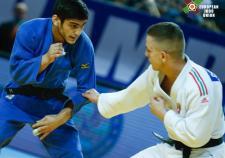 Дзюдоист из Екатеринбурга стал чемпионом Европы