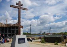 В Екатеринбурге построят храм в честь врача семьи Романовых