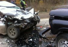 В аварии на трассе Екатеринбург – Полевской пострадал 3-летний ребенок