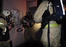 СКР начал проверку по факту гибели трех человек при пожаре в Кургане