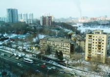Треть годовой нормы осадков выпала в Екатеринбурге в ноябре