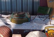 На свалке Магнитогорска найдены противопехотные мины
