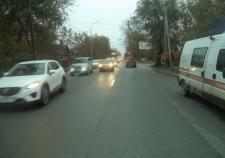 В Екатеринбурге иномарка сбила 11-летнего мальчика
