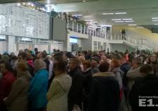 На Южном автовокзале Екатеринбурга пассажиры остались без билетов