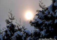 Гидрометцентр пообещал Екатеринбургу морозы до -33 градусов