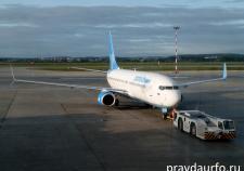 На рейсе «Победы» из Челябинска в Москву умер пассажир