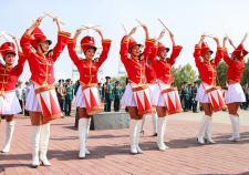 В Тюмени в День города пройдет парад творческих коллективов