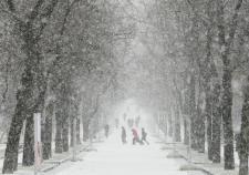 В Екатеринбурге выдастся снежная неделя