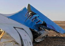 Путин о крушении самолета в Египте