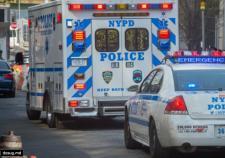 Нью-йоркские полицейские задержали пять человек после взрыва на Манхэттене