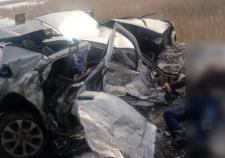 В Челябинской области пассажирке ВАЗ отрезало голову в лобовом столкновении с иномаркой