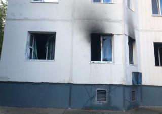 В Лангепасе в пожаре сгорело два человека